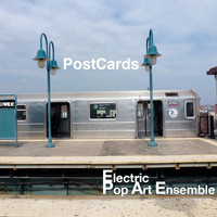 Electric Pop Art Ensemble - Postcards